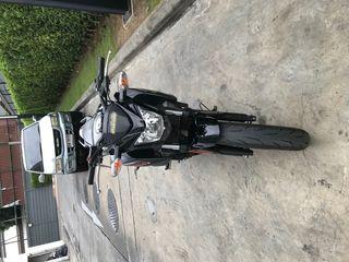 Honda Cb300f ปี2015