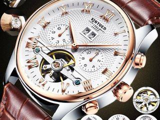 นาฬิกาข้อมือ KINYUEDS Automatic