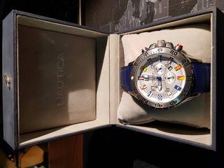 นาฬิกาข้อมือ ยี่ห้อ Nautica แท้ มือ2