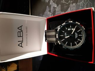นาฬิกาข้อมือ ยี่ห้อ Alba แท้ มือ2
