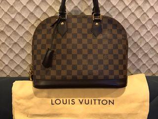Louis Vuitton Alma PM