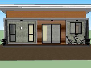 ขายและรับสร้าง Renovate บ้านน็อคดาวน์ สามารถเข้าอยู่ได้ทันที