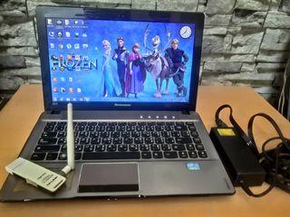 ขายโน้ตบุ๊ค LENOVO Z370 CORE I3 แรม 4GB จอLED 14นิ้ว สุดคุ้ม