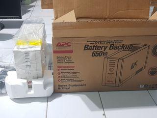 ขาย UPS APC 650VA 400W