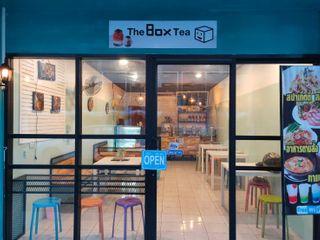 เซ้งร้านขายชา กาแฟ อาหารตามสั่ง The BOX Tea