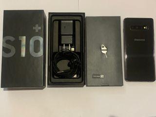 Samsung galaxy s10 plus 128 GB สีดำ