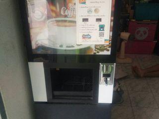 เครื่องกาแฟหยอดเหรียญ