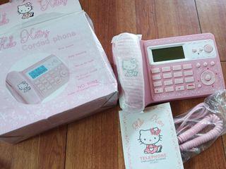 Hello Kitty Corded phone No.5003