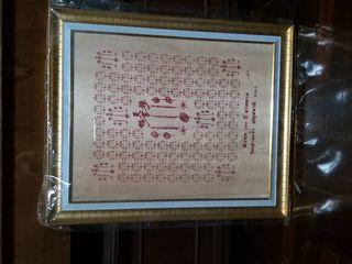 ผ้ายันต์ฟ้าประทานพร 108กา เซียนแป๊ะโรงสี วัดศาลเจ้า