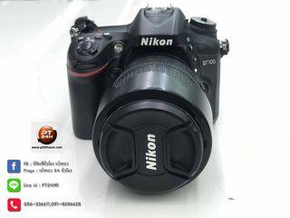 กล้อง Nikon รุ่น D7100