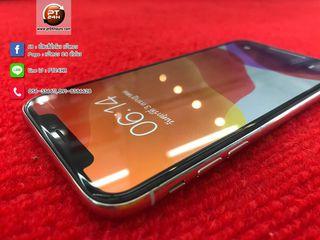 โทรศัพท์ i phone X 256GB เครื่องศูนย์ไทย สีขาว