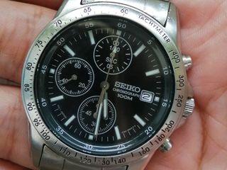 Seiko 7T92 0DW0 Chronograph watch