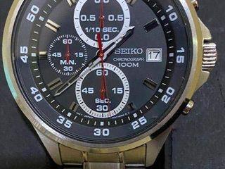 นาฬิกา Seiko QUARTZ Hardlex Crystal