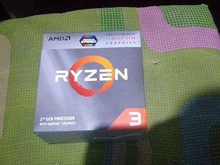 CPU Ryzen3 R3 3200G