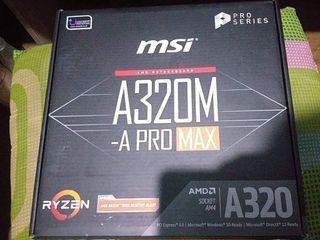 A320M A pro max