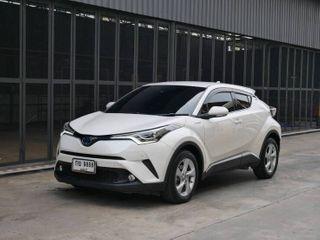 ขายรถ TOYOYA C-HR 1.8i HV Hi Hybrid 2018 รถที่ขับดีอีกรุ่นนึ