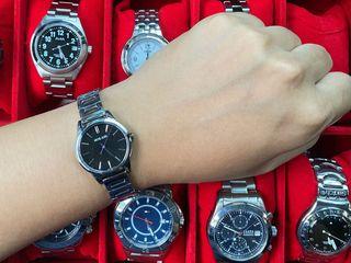 Michel klein นาฬิกาผู้หญิง