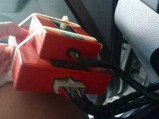 กล่องยกกล่องดันราง