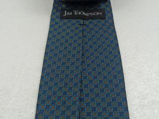 จิม ทอมป์สัน เนคไทผ้าไหม