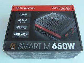 Thermaltake Smart M650W 80PLUS