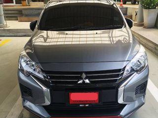 รถใหม่ป้ายแดงมิราจ ดาวน์เพียง2900 ผ่อน6,xxxบาท