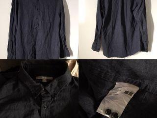เสื้อเชิ้ต Uniqlo แท้ S M L