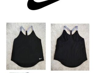 เสื้อกล้าม Nike สีดำ ออกกำลังกายของแท้ สภาพ ดี ไม่มีตำหนิ