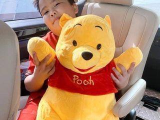 หมอนผ้าห่ม ตุ๊กตาหมี