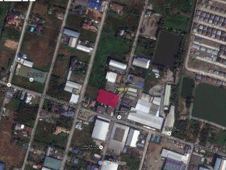 ขายที่ดิน 1ไร่ ใกล้สบานบินสุวรรณภูมิ ถนนเฉลิมพระเกียรติ ร.9