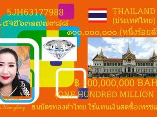 ธนบัตรทองคำไทย