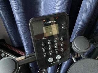 กลองไฟฟ้า medeli 620bx บวก amp drum unique adx40