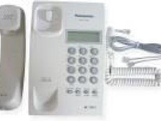 เครื่องโทรศัพท์ รุ่น KX-T7703X มีจอ