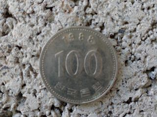 เหรียญ  100  ปี  1988  ต่างประเทศครับ   สวยแท้