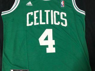 เสื้อบาส Adidas สีเขียว