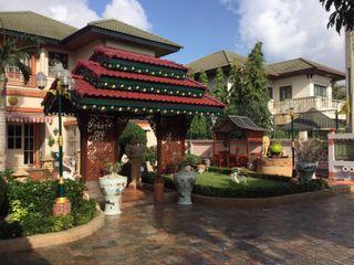 บ้านเดี่ยวพุทธมณฑลสาย1 ตกแต่งสไตล์ไทย-จีน ถูกหลักฮวงจุ้ย