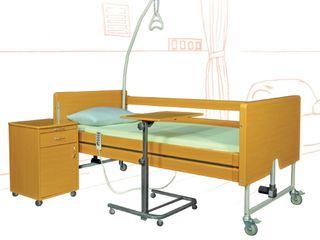 เตียงคนป่วยไฟฟ้า (Electric bed) 4 ไกร์ รุ่น TAMI