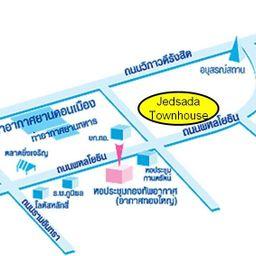 รูปโปรไฟล์ของ ทาวน์เฮ้าส์ย่านดอนเมืองให้เช่า
