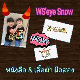 รูปโปรไฟล์ของ WSeye_snow