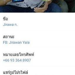 รูปโปรไฟล์ของ jirawan yala
