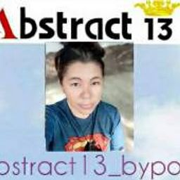 รูปโปรไฟล์ของ ป๊อป Abstract 13