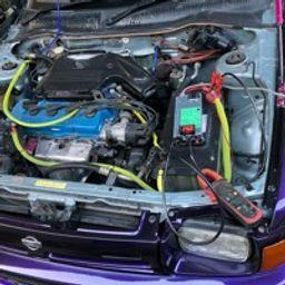 รูปโปรไฟล์ของ สวิทชิ่งชาร์จแบตเตอรี่ใช้งานกับเครื่องเสียงรถ